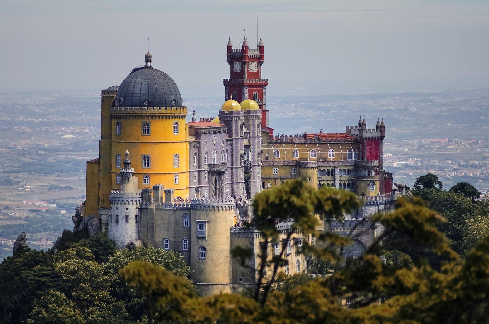 Sintra, el refugio de los reyes a un paso de Lisboa